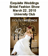 Exquisite Weddings Bridal Fashion Show