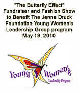 """""""The Butterfly Effect"""" Fundraiser & Fashion Show"""