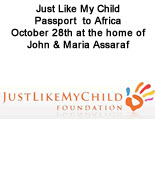Just Like My Child - Passport to Africa