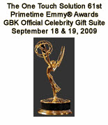 The One Touch Solution 61st Primetime Emmy Awards