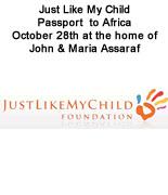 Just Like My Child - Passport to Africa