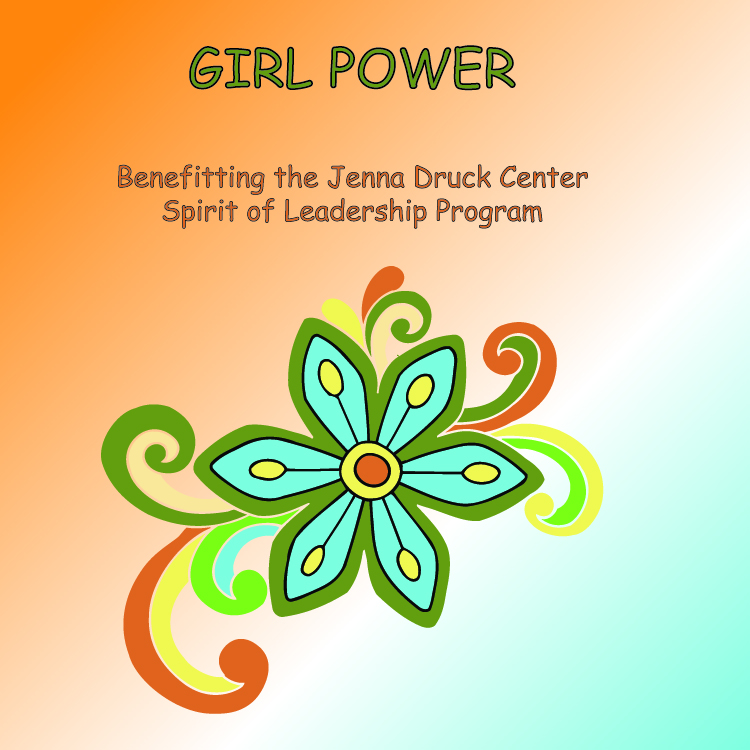 A note from the Chairman of the Board of the Jenna Druck Center – WOW – Girl Power!